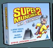 Delta Vision Munckin – Super Munchkin 2 – Nem S-etleneknek kiegészítő