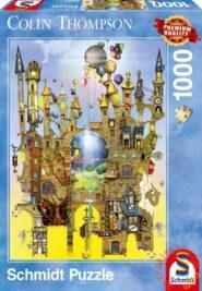 Puzzle Schmidt Puzzle – Luftschloss 1000db