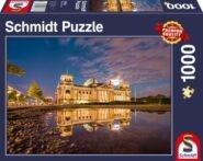 Puzzle Schmidt Puzzle – Reichstag, Berlin, 1000 db