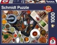 Puzzle Schmidt Puzzle – Spices, 1000 pcs