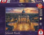Puzzle Schmidt Puzzle – Vatikan, 1000 db