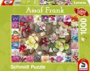 Puzzle Schmidt Puzzle – Orchideen 1000 db