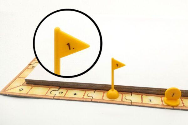 Játékalkatrészek Matrica szett jelöléshez