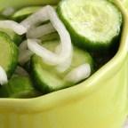Buryl's Ice Box Pickles