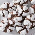 Chocolate Mint Crinkle Cookies from Reynolds® Parchment Paper
