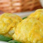 Curry and Cheese Cauliflower