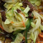 Lui's Zucchini Leek Pho