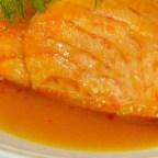 Orange Salmon II