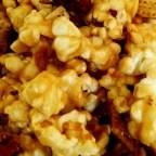 Caramel Corn Snack Mix