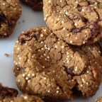 Gluten Free Gingerbread Drops