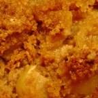 Grammie's No-Crust Apple Pie