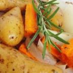 Bilo Walter's Easy Herb Potatoes