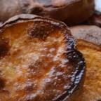 Broiled Sweet Potatoes