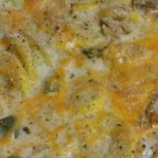 Summer Squash Casserole with Nuts