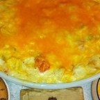 Cheesy Mexican Casserole