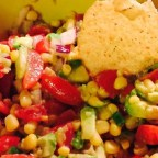 Easy Corn Salad – Great Side for BBQs