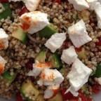 Gluten-Free Buckwheat Avocado Salad