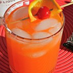 Tropical Punch Cocktail