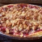 Cranberry Crumb Pie