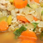 Cockaleekie Soup
