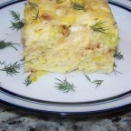 Potato and Leek Frittata