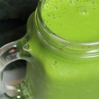 Spinach and Kale Smoothie