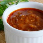 Blazing Garlic Wing Sauce