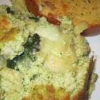 Chicken and Spinach Pesto Lasagna