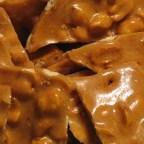 Hot Cinnamon Peanut Brittle