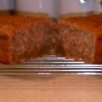 Strawnana Smoothie Bread