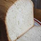 White Bread For The Bread Machine