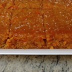 Carrot-Orange Bars