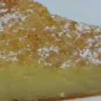 Impossible Buttermilk Pie