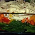 Simplistic Pepper Salad