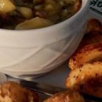 Sunchoke and Sausage Soup