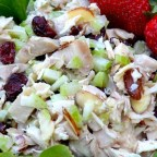 Cranberry and Turkey Salad