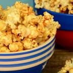 Sweet and Sassy Popcorn