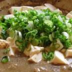 Japanese Country-Style Miso and Tofu (Hiya Shiru)