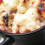 Northern Italian Cauliflower Gratin
