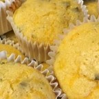 Spicy Cornbread Mini-Muffins