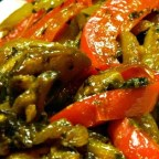 Spicy Pepper and Onion