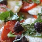 Tomozzakala Salad
