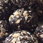 Vegan Truffles – Toasted Coconut