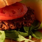 Black Bean and Walnut Burgers