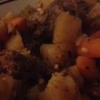 Kelly's Pressure Cooker Beef Stew
