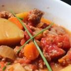Mom's Basic Vegetable Beef Stew