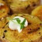 Roasted Rosemary Onion Potatoes