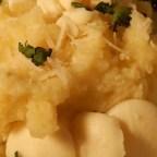 White Chocolate Vanilla Mashed Potatoes