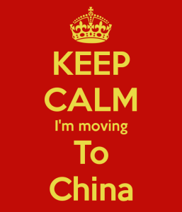 A-house Moving to China Meme