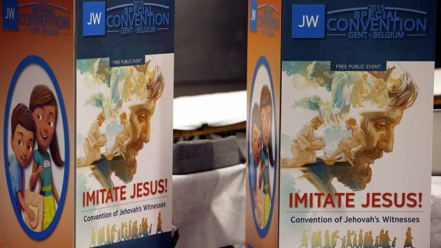 Jehovah's Witnesses respond to Ghent Ruling